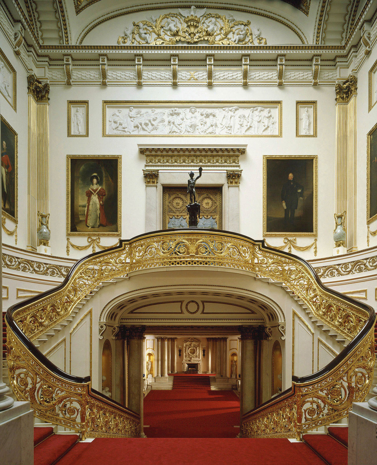 Incredible Grand Staircase Buckingham Palace 1297 x 1600 · 597 kB · jpeg