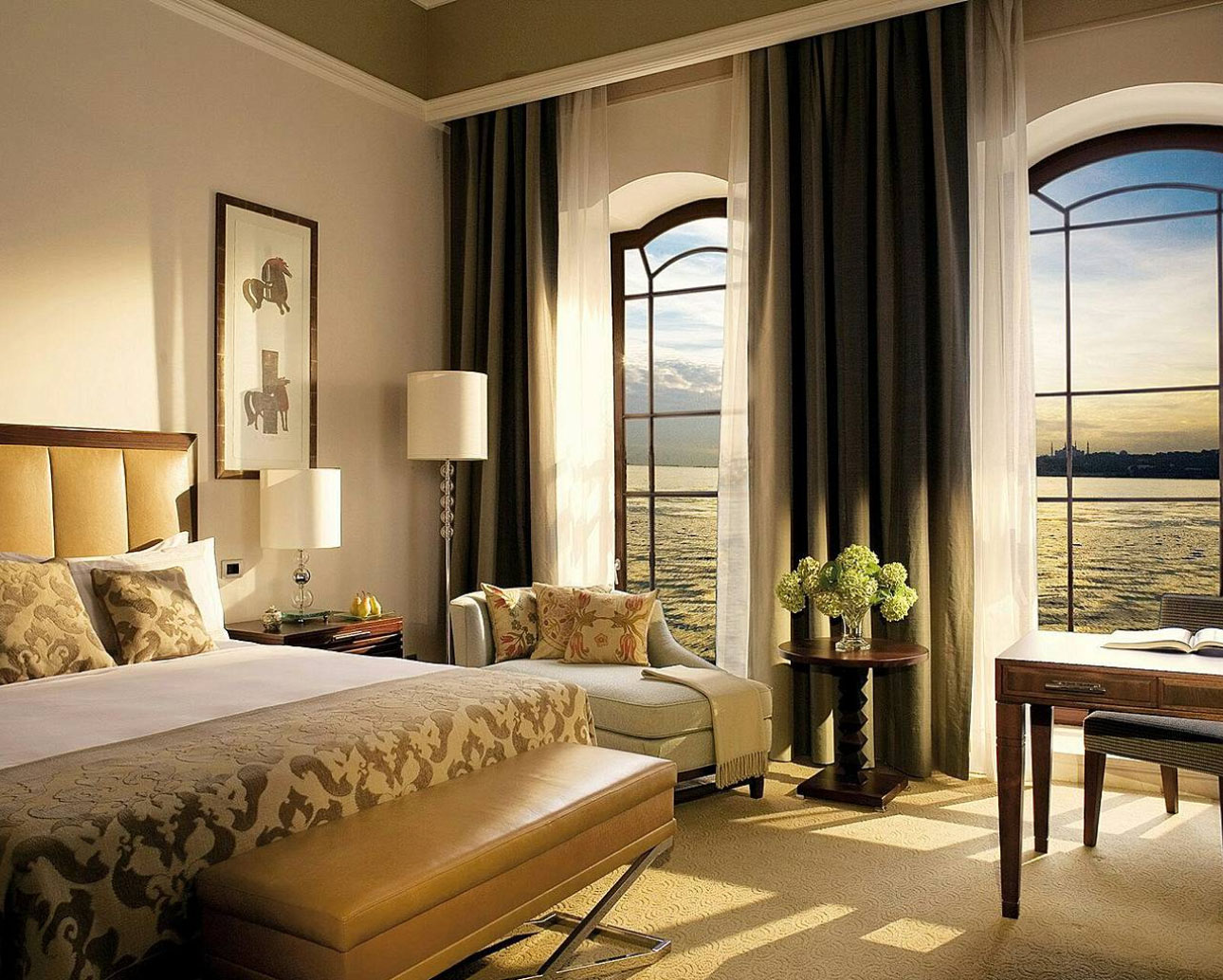 four seasons hotel istanbul at the bosphorus idesignarch