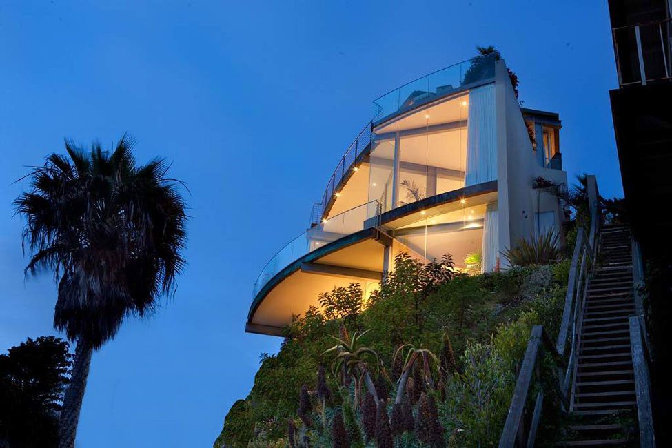 Luxury dream house in laguna beach idesignarch for Modern view homes