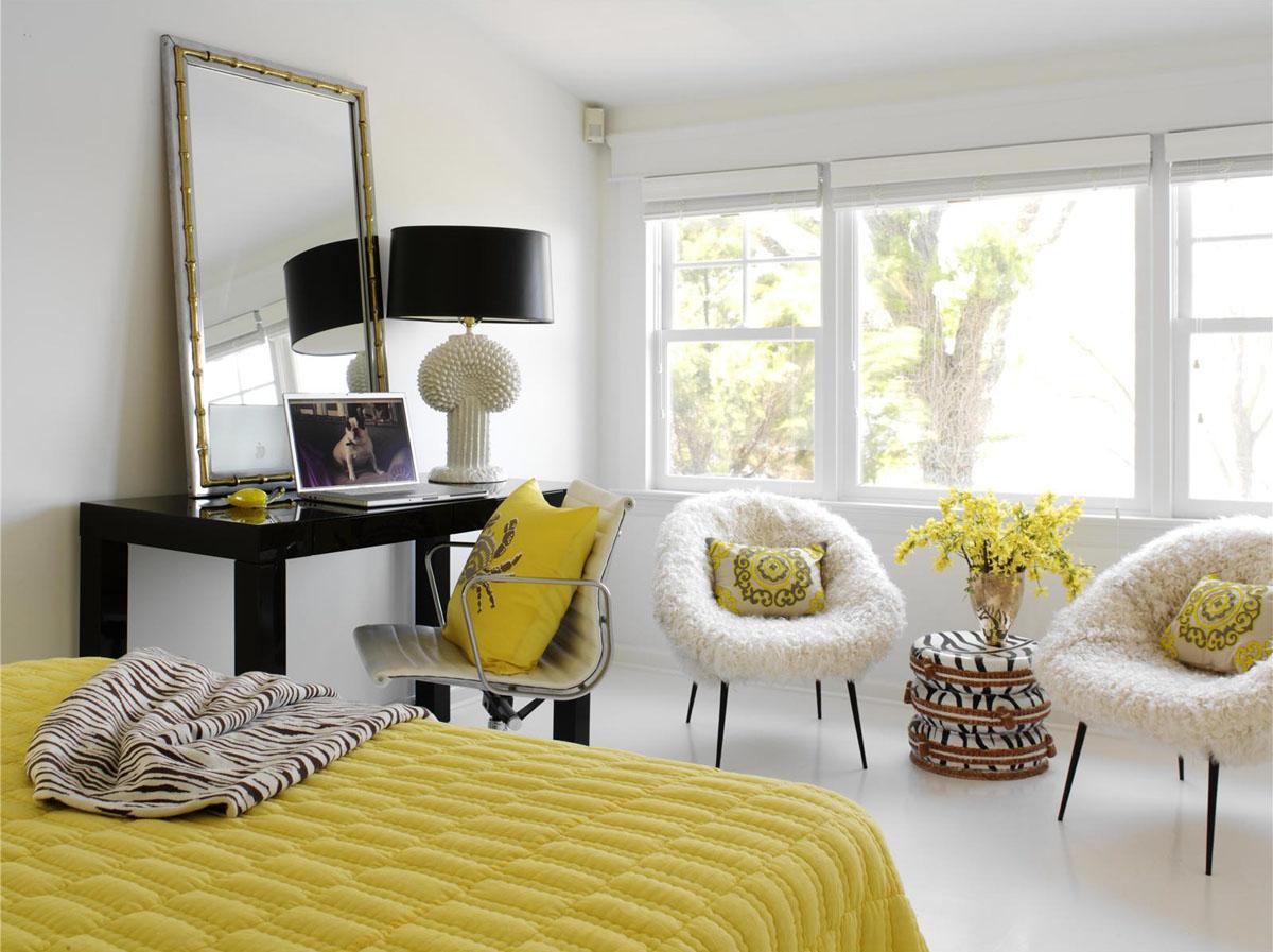 Interiors contemporary interior design with flexible white background