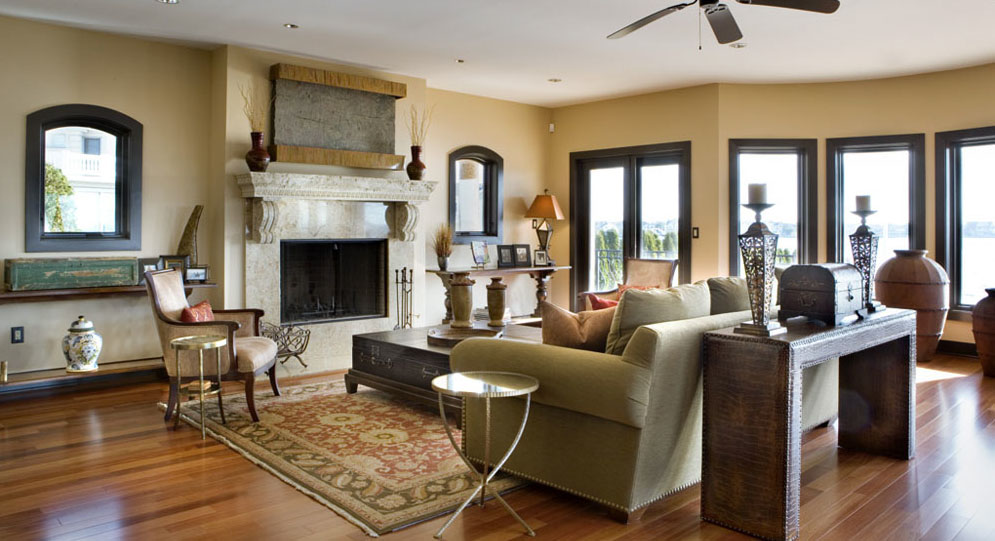 Home Decor Styles Cool With Rustic Mediterranean Style Home Interiors Picture